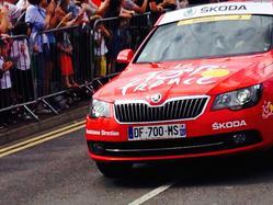 Official Tour Car