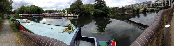 River Lea of London