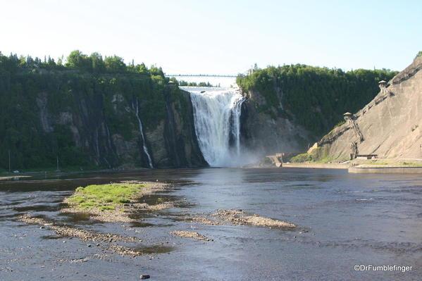 Quebec & Ottawa 209, Montmorency Falls