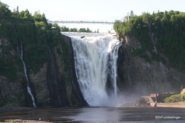 Quebec & Ottawa 210, Montmorency Falls