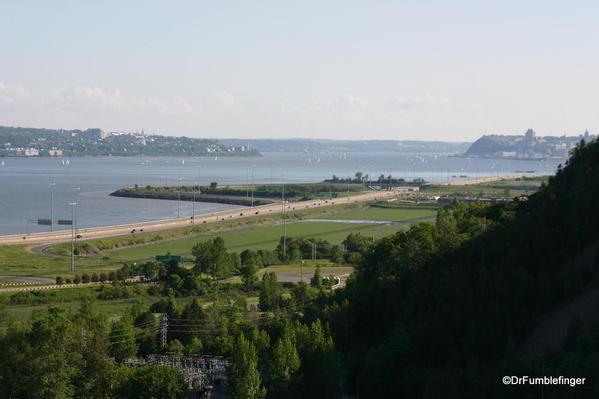 Quebec & Ottawa 213, Montmorency Falls