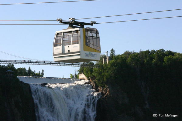 Quebec & Ottawa 216, Montmorency Falls