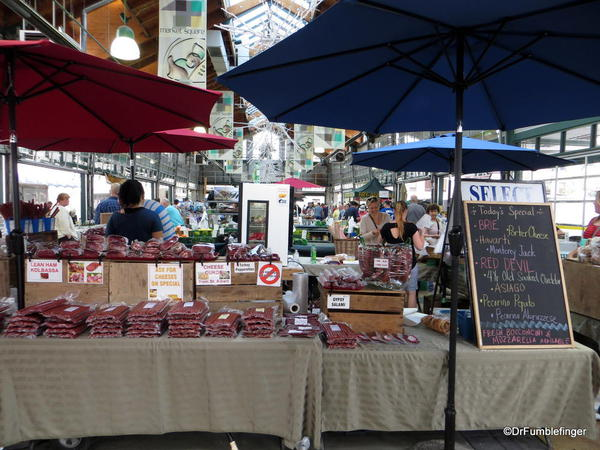 St Catharines Market, Niagara Peninsula, Ontario