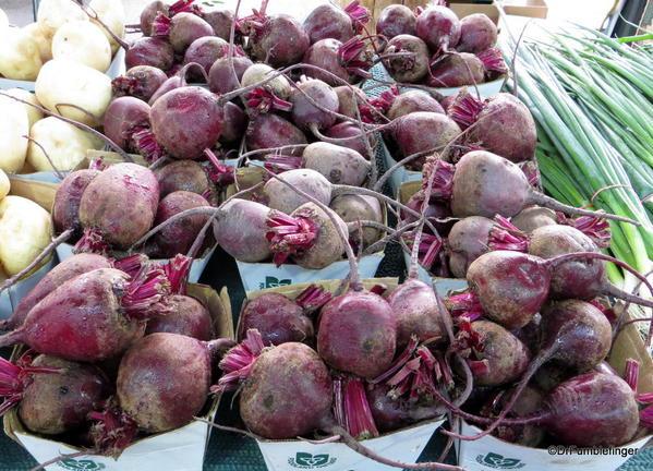 Beets, St Catharines Market, Niagara Peninsula, Ontario