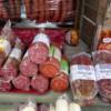 European meats, St Catharines Market, Niagara Peninsula, Ontario