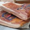 Bacon, St Catharines Market, Niagara Peninsula, Ontario