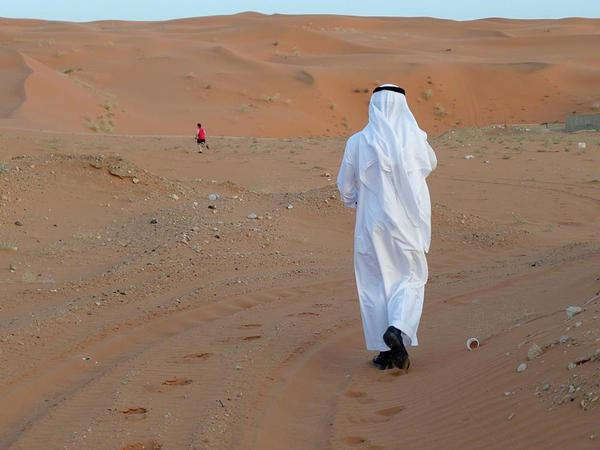The sands of Saudi will get into everything.