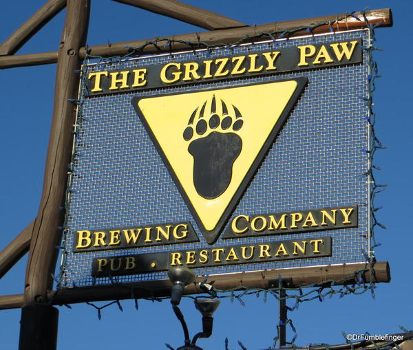 Grizzly Paw, Canmore, Alberta