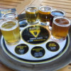 Grizzly Paw.  Beer sampler