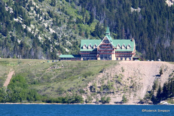 Prince of Wales Hotel, Waterton National Park