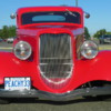 1933 Ford Coupe, 350 HP (2)