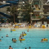 West Edmonton Mall, World Water-Park (with beaches, water slides and man made waves)