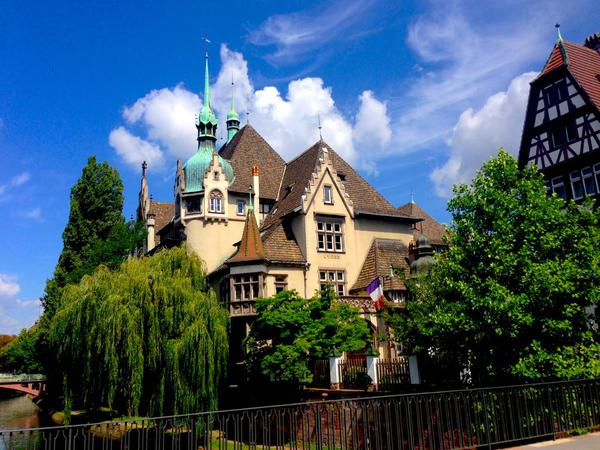 Strasbourg school