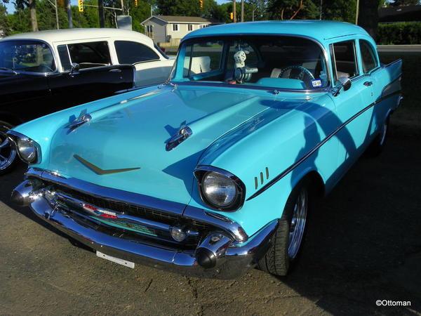 1957 Chev Bel Air (1)