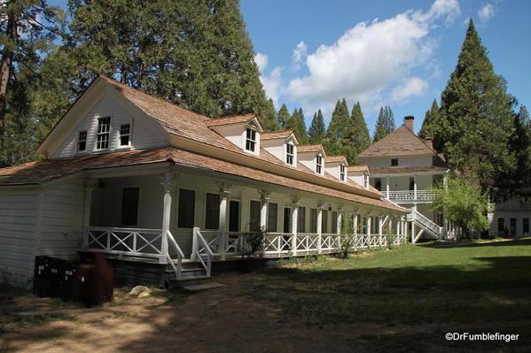 Wawona Hotel, Yosemite National Park