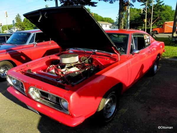 1967 Plymouth Barracuda (1)