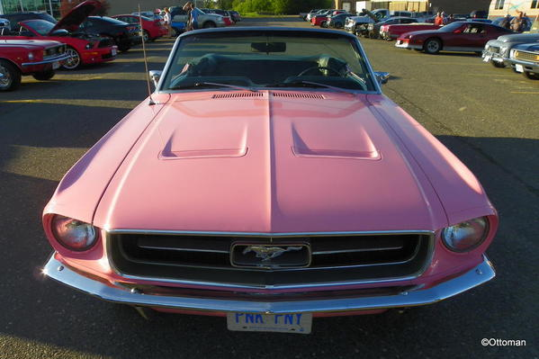 1967 Ford Mustang (1)