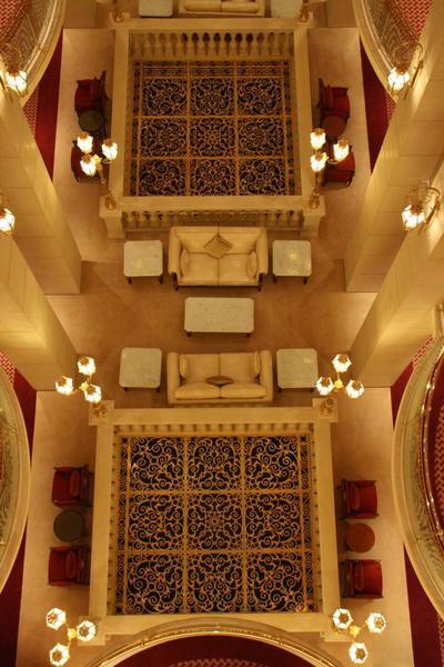 Hallways, Saudi Arabia Riyadh Ritz Carlton