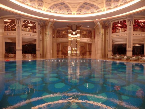 Spa, Saudi Arabia Riyadh Ritz Carlton
