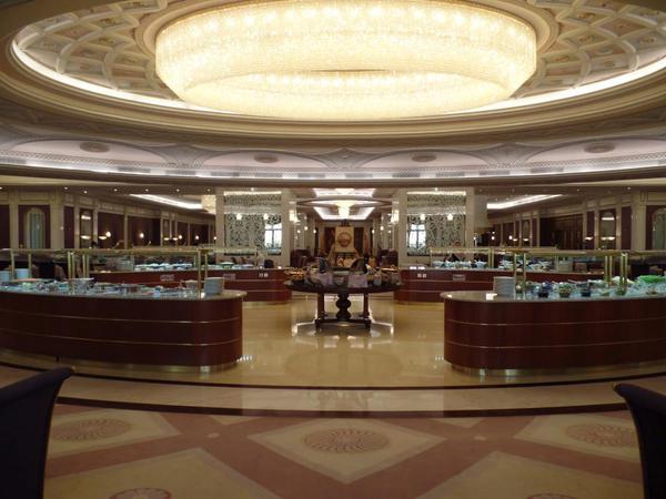 Dining Room, Saudi Arabia Riyadh Ritz Carlton