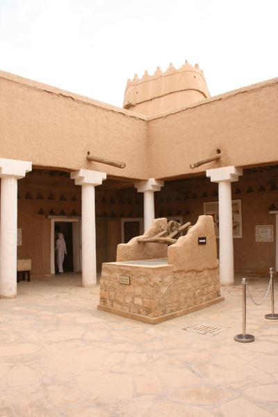 Interior, Saudi Arabia Riyadh Al Masmak Fort