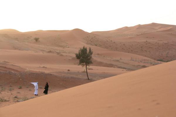 Saudi Arabia Riyadh Sands