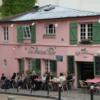 Le Maison Rose Cafe, Paris