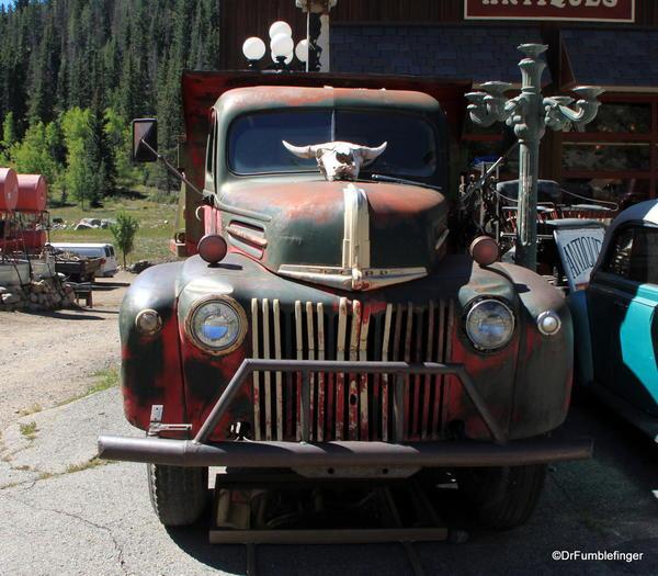 Truck, Minturn, Colorado