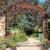 Entrance to Betty Ford Alpine Garden, Vail