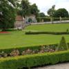 Cesky Krumlov.  Castle Garden