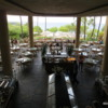 Main dining room of the Hapuna Beach Prince Resort: Love the open air quality of it, along with the wonderful ocean view