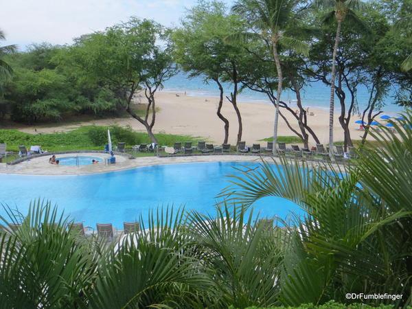 Pool area, Hapuna Beach Prince Resort