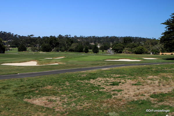 Seventeen Mile Drive, Pebble Beach Golf Course