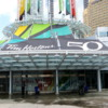 Toronto Convention Center,   Note the Tim Horton 50th anniversary banner
