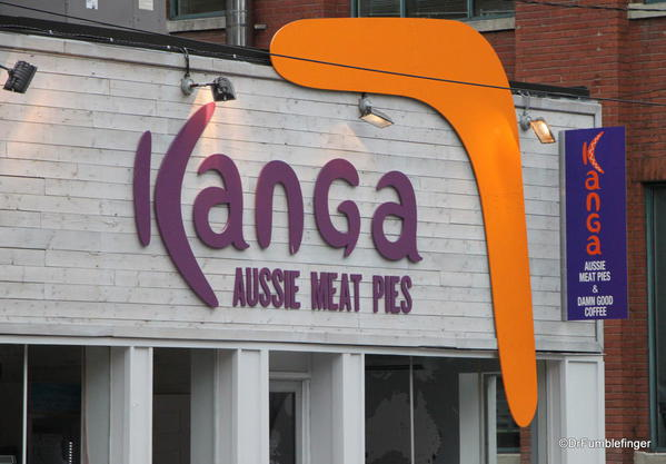 Toronto is full of ethnic restaurants, even Australian ones!