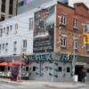 Signs of Toronto, Queen Street. Rex Hotel