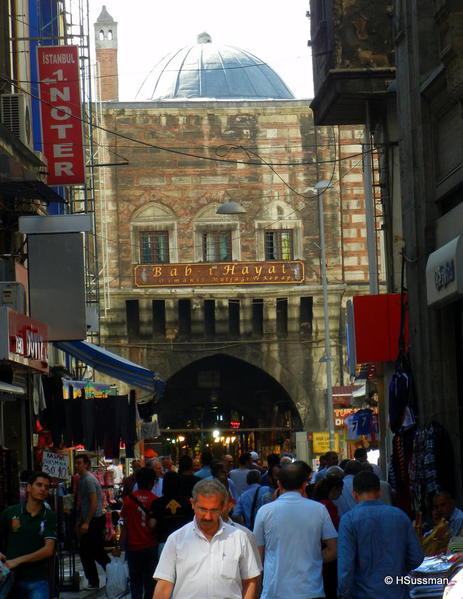 Istambul 2014 071 Egyptian Spice Market