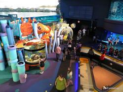 Discovery Center, Ripley's Aquarium of Canada, Toronto