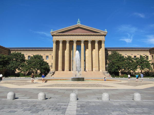 The Museum of Art, Philadelphia