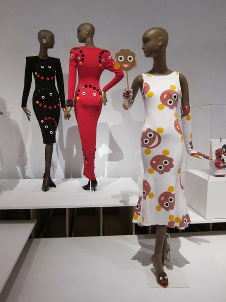 Clothing exhibit, Museum of Art, Philadelphia