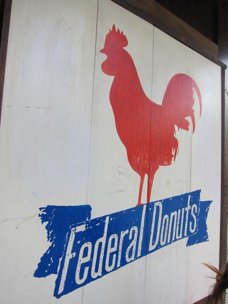 Best donuts in Philadelphia!