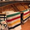 Hudson Bay blankets, Banff