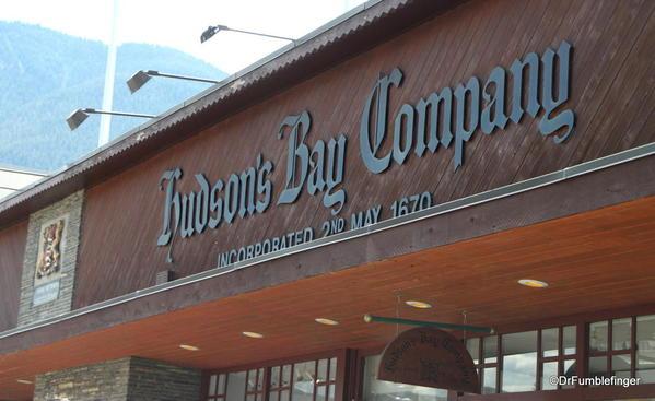 01b Hudson Bay store, Banff