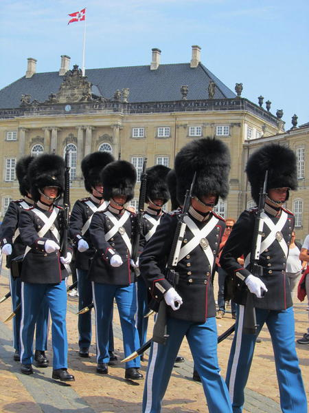 9 - Changing of the Guard