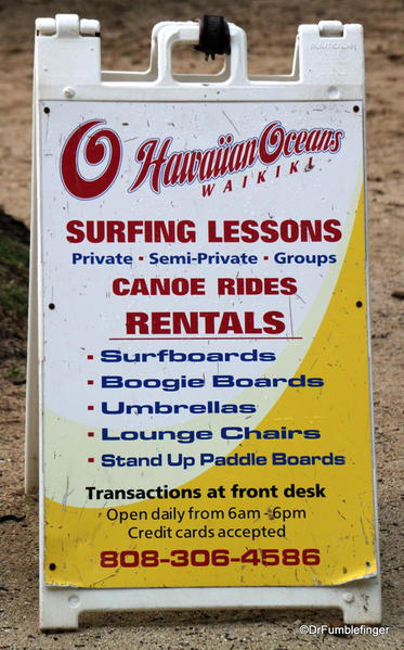 26 Signs of Waikiki