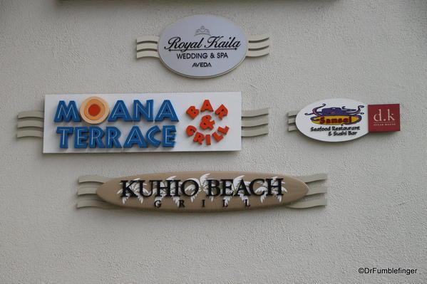 29 Signs of Waikiki