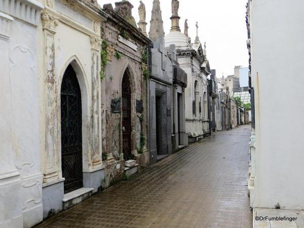 Buenos Aires' Recoleta Cemetery