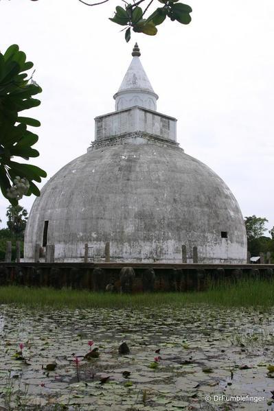 Yatala Vehera Stupa, Sri Lanka
