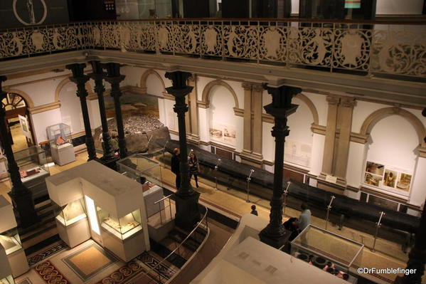 Dublin, National Museum of Ireland: Archaeology -- Interior