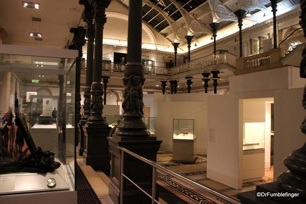 Dublin. National Museum of Ireland: Archaeology -- Interior